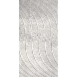 Wandtegels Harmony Grijs B structuur 30x60 cm