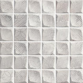 Mozaïek Harmony Grijs 30x30 cm