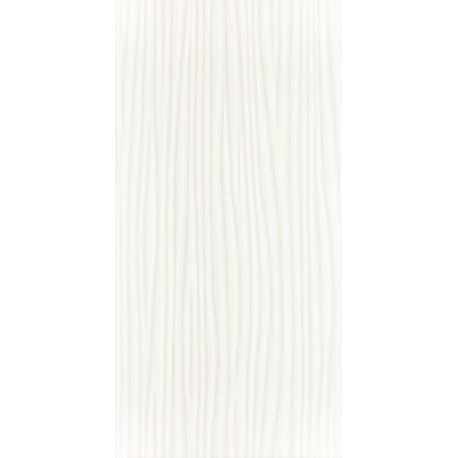 Wandtegels Synergy Bianco A structuur 30x60 cm glans