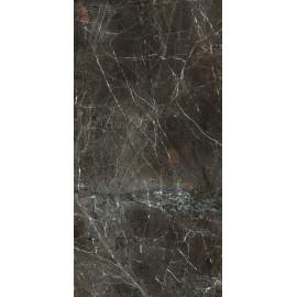 Vloertegels Tosi Brown gepolijst 60x120 cm gerectificeerd
