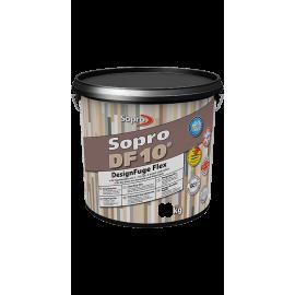 Sopro DF 10 Designvoeg Flex betongrijs 1-10 mm 5 kg
