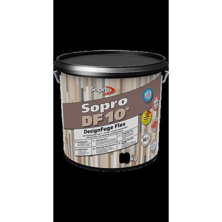 Sopro DF 10 Designvoeg Flex zandgrijs 1-10 mm 5 kg