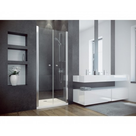 Douchedeur 90x195 cm BG-104 Sinco Due pendeldeur