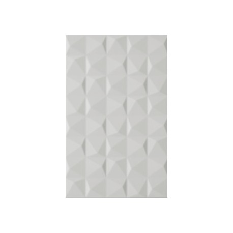 Wandtegels 25x40 cm Melby Grijs mat structuur