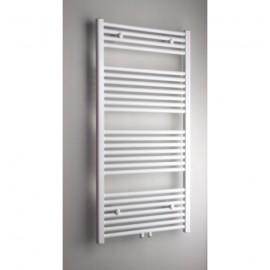 Handdoekradiator 120x60 cm Sanitrend Wit Recht 617 W met midden aansl. 1.57483.2