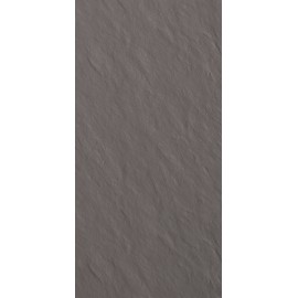 Vloertegels 30x60 cm Doblo Zwart structuur gerectificeerd